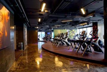 Cool Gym in Dubai