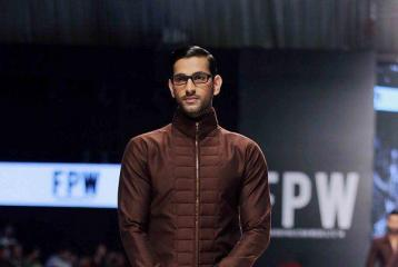 Fashion Pakistan Week 2014: Nauman Afreen