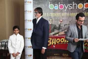 Guess Who Amitabh Bachchan Interviewed in Dubai