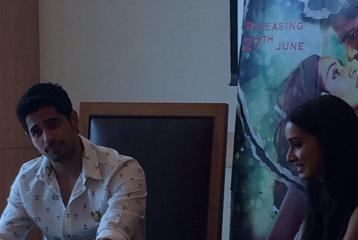 Sidharth Malhotra and Shraddha Kapoor in Dubai!
