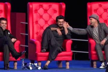 Ram Gopal Varma All Praise For Karan Johar's AIB Roast Act