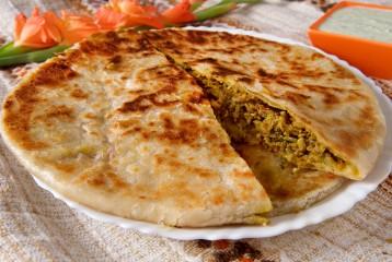 Al Baker Chakki Fresh Atta Recipe of the Day: Moong Parantha