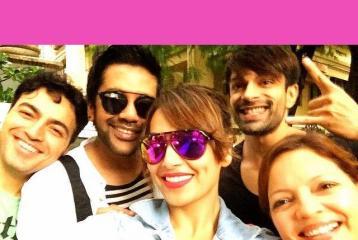 Bipasha Basu and Karan Singh Grover Off On A Romantic Vacation
