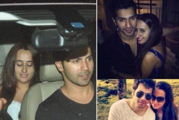 Is Varun Dhawan Admitting To His Relationship With Natasha Dalal?