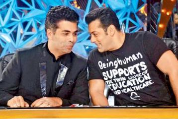'I Think He Is One Of Our Best Actors': Karan Johar on Salman Khan