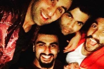 Ranveer Singh And Ranbir Kapoor's Growing Bromance!
