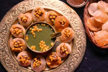 Recipe of the Day: Golgappa