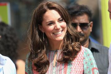 Anita Dongre's Website Crashes After Kate Middleton Was Spotted in her Dress