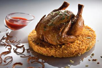 Ramadan Recipes: Chicken Machboos