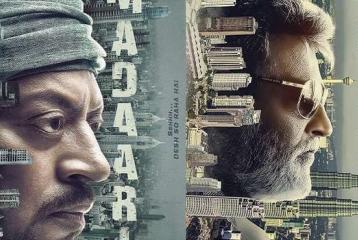 'Rajnikanth's Film 'Kabali' Stole the Poster of Our Film 'Madaari': Irrfan Khan