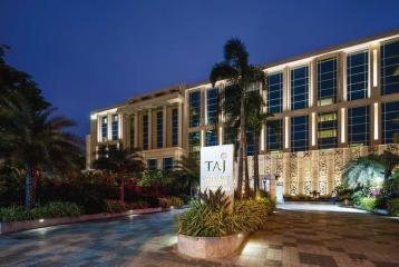 Hotel Review: Taj Santacruz, Mumbai