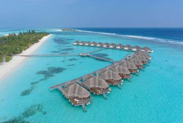 Review: Kanuhura Maldives -  Paradise is Here!