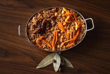 The Easiest Way to Make Afghani Pulao