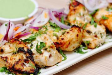 Recipe: Delicious Homemade Chicken Malai Tikka
