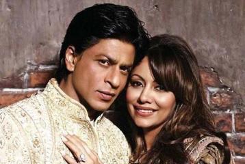 PICS: Inside Shah Rukh Khan's Pre-Diwali Bash at Mannat
