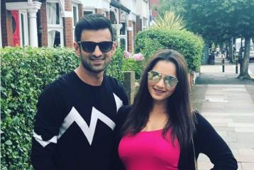 Guess What Sania Mirza and Shoaib Malik Are Up To In Dubai?