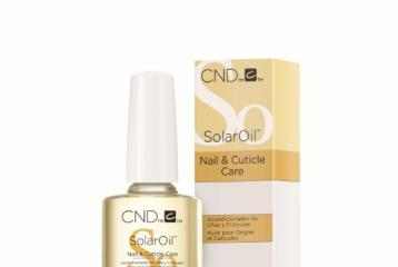 How to Look After Your Cuticles With CND's Solar Oil