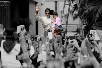 Amitabh Bachchan Has The Cutest Message For Aaradhya on Her 6th Birthday