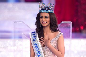 5 Things We Love About Manushi Chhillar Who Was Crowned Miss World 2017