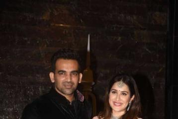 PIC: Sagarika Ghatage And Zaheer Khan's First Photo Shoot as a Married Couple is Ultra Hot