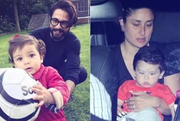 Misha Kapoor and Taimur Ali Khan Love the Camera, Here's Why!
