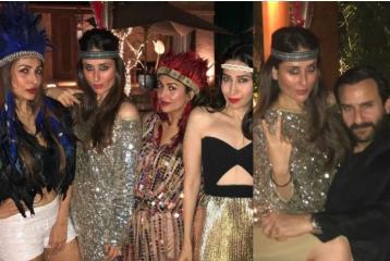 Inside Pics From Amrita Arora's Big 40th Birthday Bash in Goa