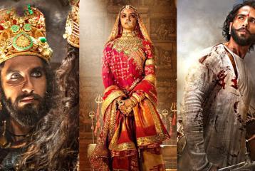 3 Savage Reviews on Sanjay Leela Bhansali's Padmaavat