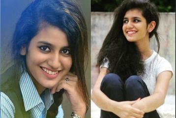 """""""I Have Had Many Crushes"""": Priya Prakash Varrier"""