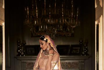 Check Out Tarun Tahiliani's Refreshing New Take on Bridal Wear to Inspire Your Wedding Wardrobe