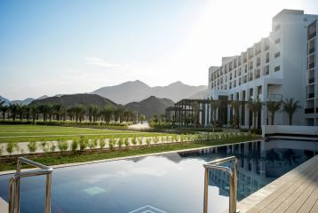 Staycation: InterContinental Fujairah Resort