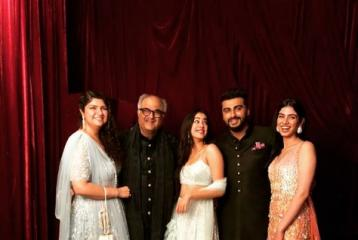 Arjun Kapoor's Sweet Message for Jhanvi Will Bring Tears to Your Eyes!