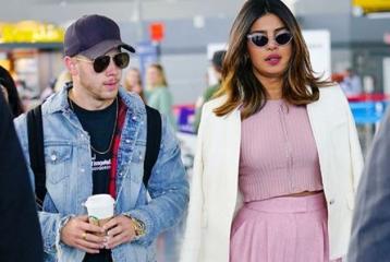 Priyanka Chopra Meets Nick Jonas' Family! Is it Official?