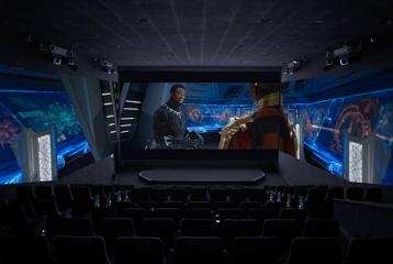 Hurray! You'll Soon be Able to Experience Movies at a 270-degree Panoramic Cinema in Dubai
