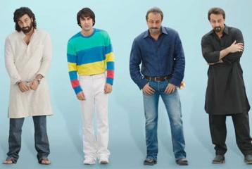 """'Sanju' Movie Review:""""It's More Propaganda and Laughs, And Less Facts"""""""