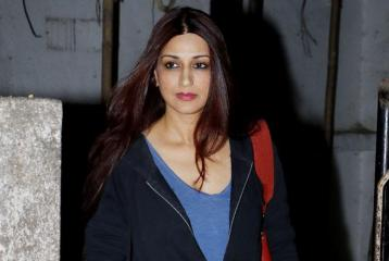 Shocking! Sonali Bendre Diagnosed With High Grade Cancer