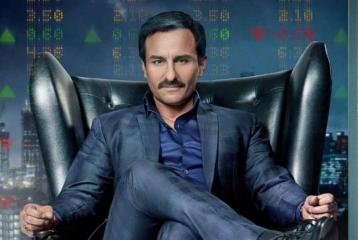 Baazaar Movie Review: Saif Ali Khan Manages a Crackling Act but Fails to Lift this Stock Market Drama