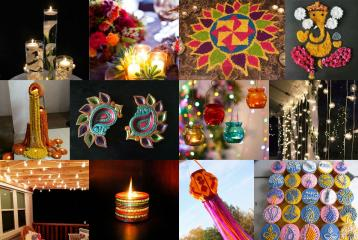 10 Innovative Ideas for Diwali Décor