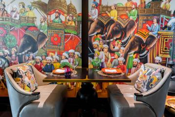 Review: One Week to Go. Colours Of Bengal at Bombay Brasserie