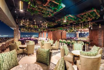 Restaurant Review: Eve Penthouse & Lounge
