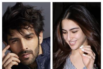 Video: Kartik Aaryan's Shy Smile As He Flies with Sara Ali Khan!