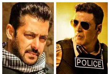 Akshay Kumar has done the unthinkable -- he has challenged Salman Khan!