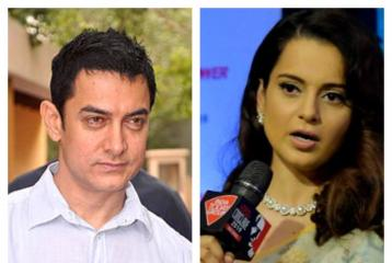 Aamir Khan Responds to Kangana Ranaut's 'No Time For Me' Comment