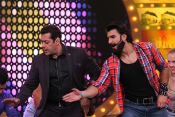 Salman Khan Ranks Ranveer Singh With Shah Rukh Khan and Aamir Khan