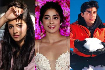 Janhvi Kapoor, Ananya Pandey, Aryan Khan... Meet the First Time Voters of Bollywood