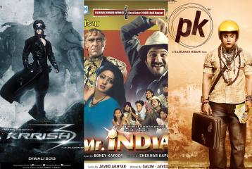 Top 10 Bollywood Science Fiction Movies