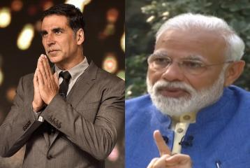 Video: Watch Akshay Kumar Interview PM Narendra Modi
