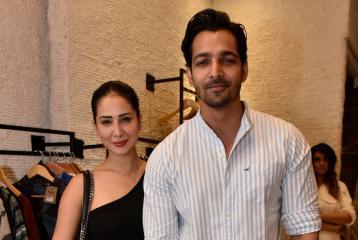 Kim Sharma Splits With Harshvardhan Rane; Actor Posts Public 'Break-up Note'