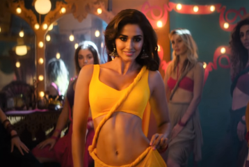 Disha Patani's Flimsy Yellow Sari in Bharat Triggers HUGE Debate
