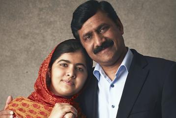 Malala's Father, Ziauddin Yousafzai Talks About the Lighter Side of Life