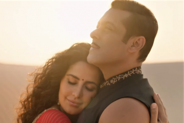 Salman Khan and Katrina Kaif's Chashni from Bharat is Celebrating Old School Romance